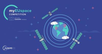 myEUspace, premii de 1 mil. € pentru soluții care valorifică servicii satelitare