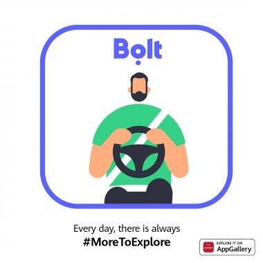 Huawei anunță disponibilitatea aplicației Bolt Driver în AppGallery