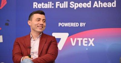 VTEX, creștere de 25% de la an la an. Compania a ajuns la 1.486 de angajați