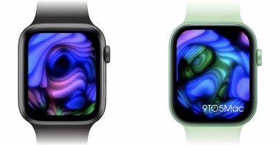 Apple Watch Series 7: noi imagini și detalii despre viitorul ceas al Apple