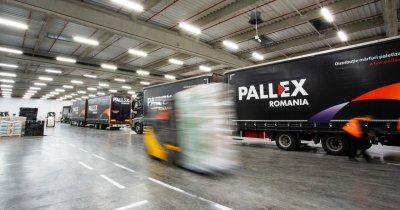Compania de transport paletizat Pall-Ex numește un nou general manager