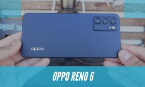 REVIEW OPPO Reno 6 - mid-range-ul cu design inspirat