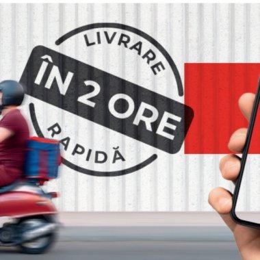 """""""Vreți Mega"""", varianta digitală: 100% creștere pe comenzi online pentru Mega Image"""