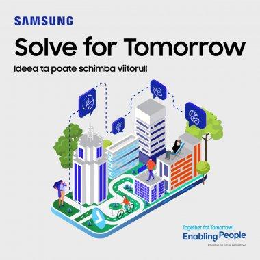 Solve For Tomorrow, competiție cu soluții pentru comunitate găsite de elevi