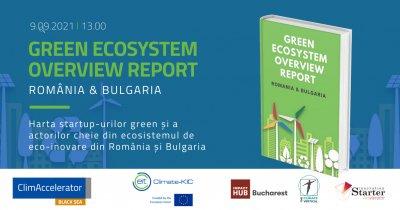 Cele mai bune startup-uri românești care salvează planeta