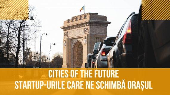 VIDEO Startup-urile românești care ne schimbă viața în orașe (Partea 1)