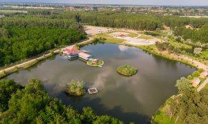 Turist în Țara Mea: Delta Siretului, surprinzătoarea oază de relaxare în Moldova