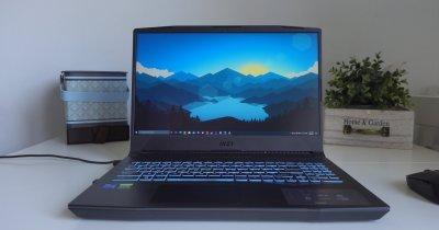 REVIEW MSI GL66 Pulse - laptop de gaming înfierbântat și zgomotos