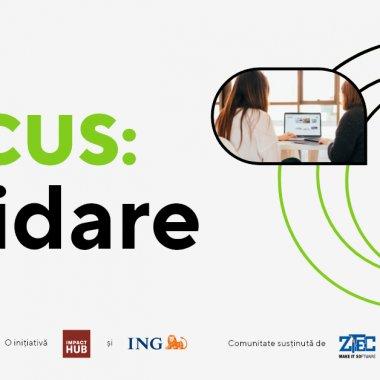 Startarium FOCUS - program de mentorat cu 10 antreprenori și 10 mentori
