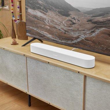 Sonos lansează un nou soundbar Beam, cu suport pentru Dolby Atmos