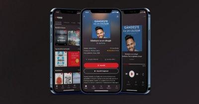 Aplicația de audiobook-uri Storis devine Voxa. Lansare oficială pe 15 octombrie