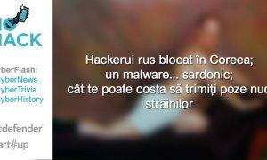 #NOHACK CyberFlash #3 - hackeri ruși, lecții de română și de beletristică