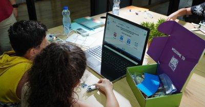 LabBox, startupul care transformă copiii în creatori de tehnologie, pe SeedBlink