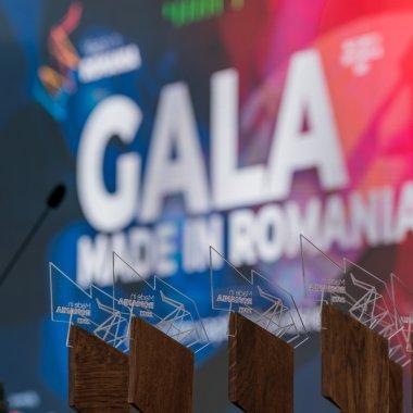 Made in Romania: finaliștii programului. Cine pune umărul la dezvoltarea României