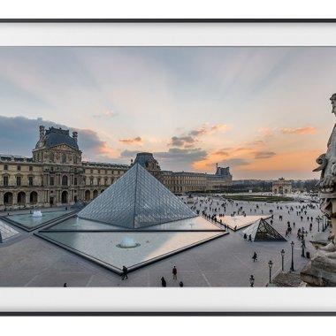 Cum să ai Mona Lisa și alte capodopere de la Louvre în living-ul tău?