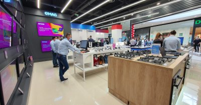 Showroom eMAG în Buzău. Total de 29 showroom-uri eMAG în 3 țări