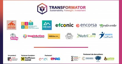 Echipe selectate în Transformator, program de suport pentru ONG-uri & startups