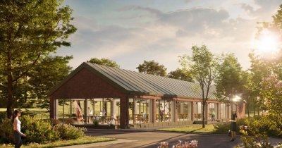 Tedință nouă în imobiliare: country club cu incubator pentru afaceri