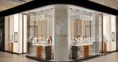 TEILOR, 30 mil. lei pentru deschideri de magazine de bijuterii de lux din 3 țări