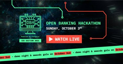 Open Banking Hackathon CEE Edition starts with 15 teams in the race
