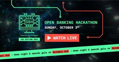 Open Banking Hackathon – 15 echipe lucrează la noi soluții de open banking
