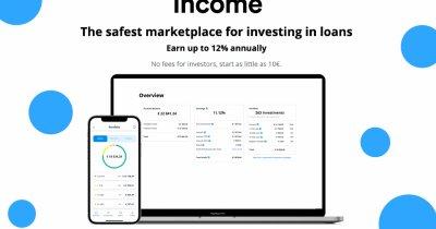 INCOME, platformă alternativă de investiții din Estonia, caută bani pe SeedBlink