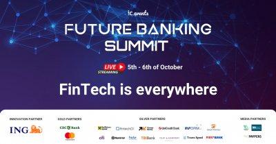 Future Banking Summit: Experții dezbat viitorul serviciilor financiare