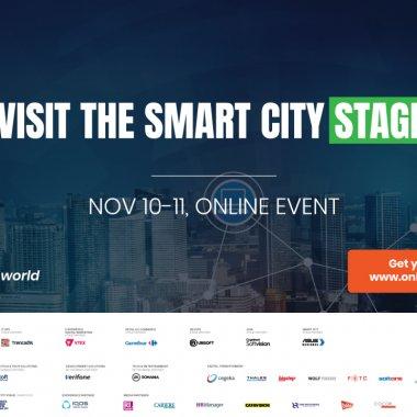Se lansează în premieră Scena Smart City, la GoTech World 2021