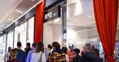 iSTYLE deschide primul magazin în Sibiu și ajunge la 13 locații în toată țara