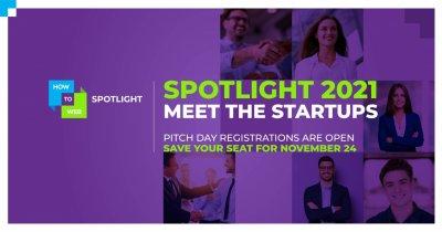 Spotlight 2021: cele 42 de startup-uri selectate pentru programul How to Web