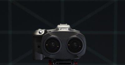 Canon lansează un obiectiv dual Fisheye pentru captare de conținut 3D 180° VR