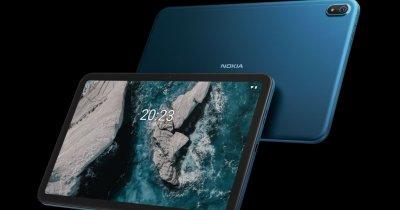 Nokia T20, prima tabletă din portofoliul modern al Nokia