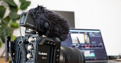 Panasonic lansează BS1H, o cameră de cinema full-frame și compactă