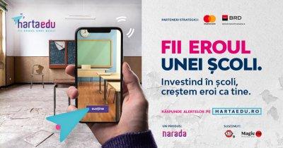 HartaEdu.ro: Profesorii trag semnale de alarmă în platforma școlilor din România