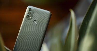 Motorola anunță moto e30 și moto e40, telefoane entry level
