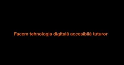 Cum vrea Orange să digitalizeze populația vulnerabilă sau defavorizată