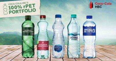 Coca-Cola HBC își ia angajamentul de a reduce emisiile la zero până în 2040