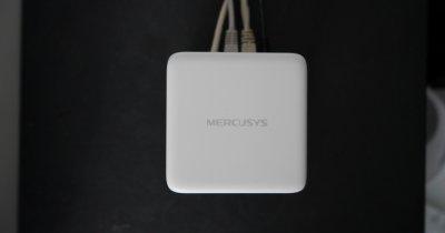REVIEW Mercursys Halo H50G - Wi-Fi pentru cei cu locuințe mari