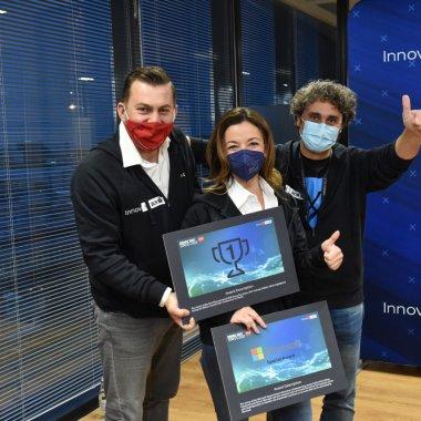 Acceleratorul InnovX-BCR Demo Day: Kinderpedia câștiga grupa de Startups