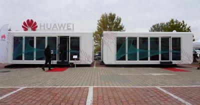 Huawei Roadshow 2021: Expoziții cu tehnologii ce ajută la transformarea digitală