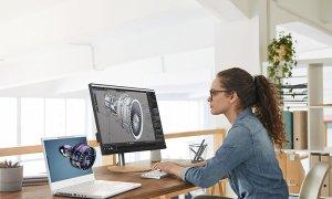 Acer ConceptD 7 SpatialLabs Edition, laptop special pentru designeri 3D