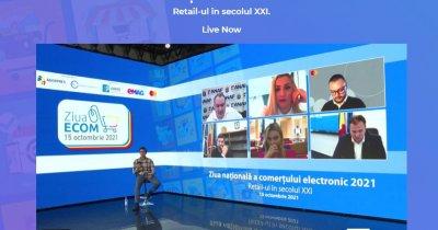 2021, primul an în care jumătate dintre românii cu internet vor cumpăra online
