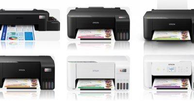 Epson a lansat o nouă gamă de imprimante EcoTank: Cum a evoluat piața în 2020