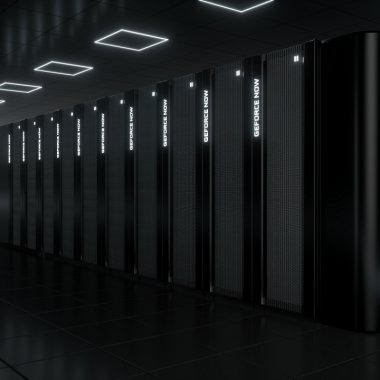 Nvidia creează un supercomputer pentru gaming în cloud. Acesta este viitorul?