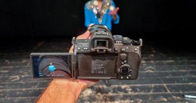 HANDS-ON Sony lansează camera Alpha 7 IV, continuarea lăudatului A7 III