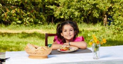 Ferma ecologică Moșia Chindia lansează gama de produse pentru copii