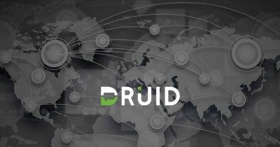 Creștere de 5 ori pentru Druid: venituri recurente anuale de 2,3 milioane $