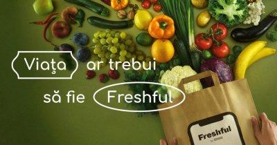 eMAG lansează Freshful, conceptul său de băcănie cu livrare rapidă