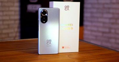 HUAWEI nova 9, prezentat oficial pe piața din Europa: mid-range premium