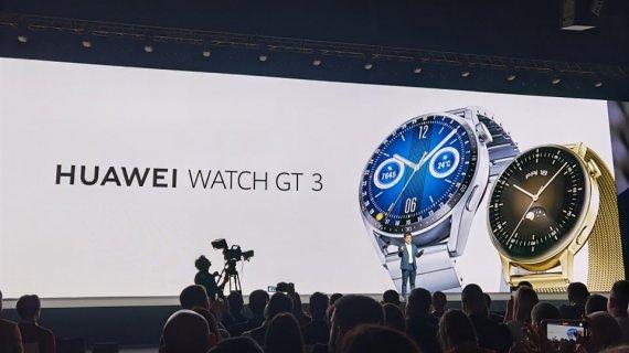 HUAWEI Watch GT 3, prezentat oficial, alături de noile căști FreeBuds Lipstick